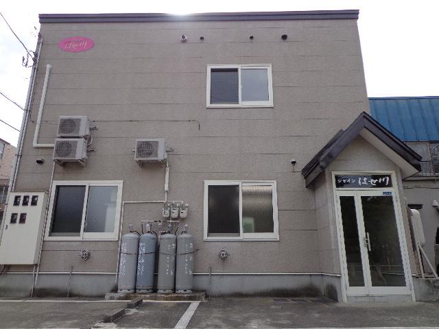 アパート 青森県 青森市 勝田2丁目 シャインはせ川 2DK