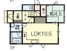 戸建 青森県 青森市 中央2丁目 中央2丁目貸家 3LDK