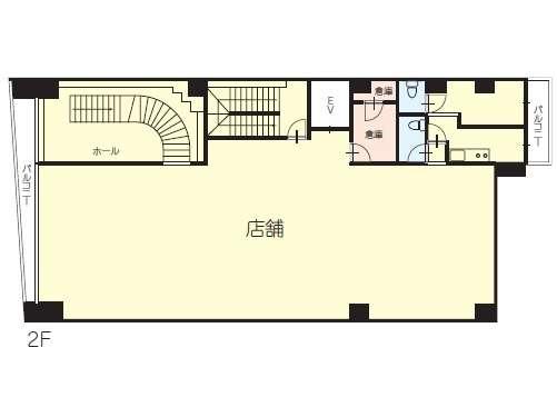 店舗(建物一部) 青森県 青森市 本町1丁目 ウィローズクラブ
