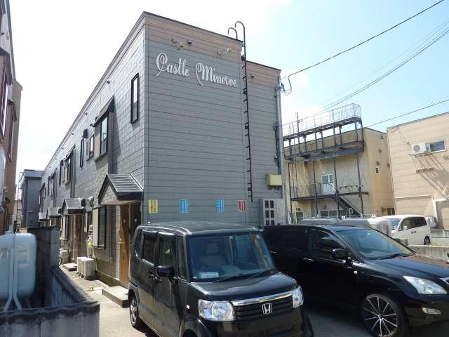 アパート 青森県 青森市 橋本二丁目 キャッスルミネルバ 2K