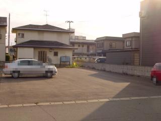 駐車場 青森県 青森市 けやき一丁目 けやき1丁目(岡田)駐車場