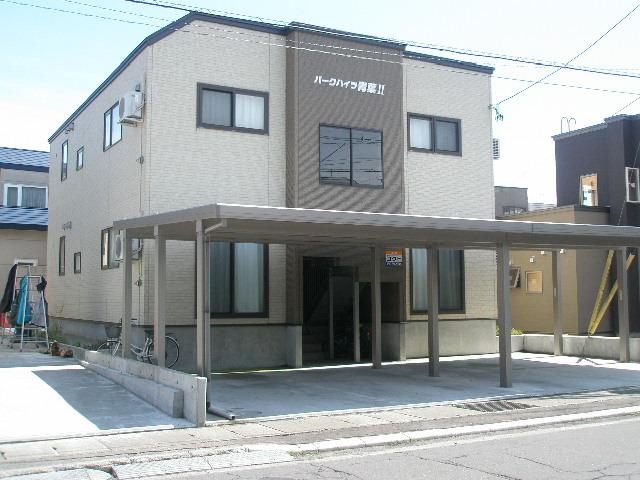 アパート 青森県 青森市 浜田字豊田 パークハイツ青葉Ⅱ 1LDK