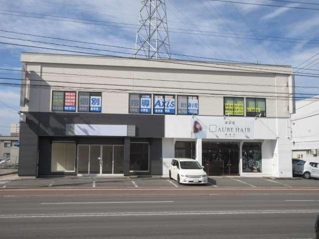 店舗(建物一部) 青森県 青森市 青葉三丁目 三成ビル