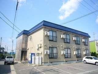 アパート 青森県 青森市 野尻字今田 キャッスルクイーン 1K