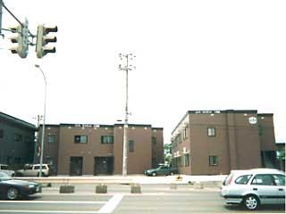 アパート 青森県 青森市 古館1丁目 エイト・サウザント II号館 1LDK