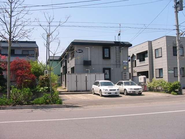 アパート 青森県 青森市 浜館1丁目 メゾン ランティ 2LDK