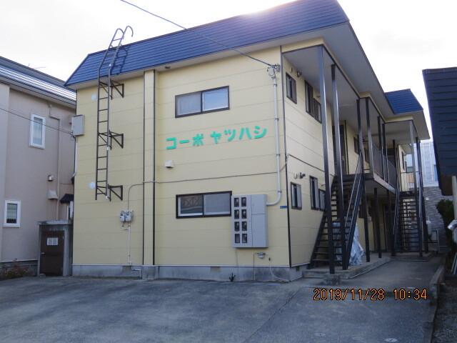 アパート 青森県 青森市 筒井3丁目 コーポヤツハシ 2DK