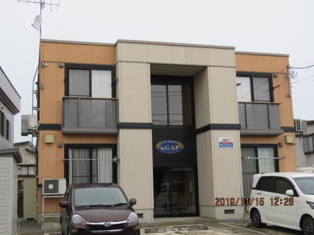 アパート 青森県 青森市 合浦1丁目 オフショアGAP 1LDK