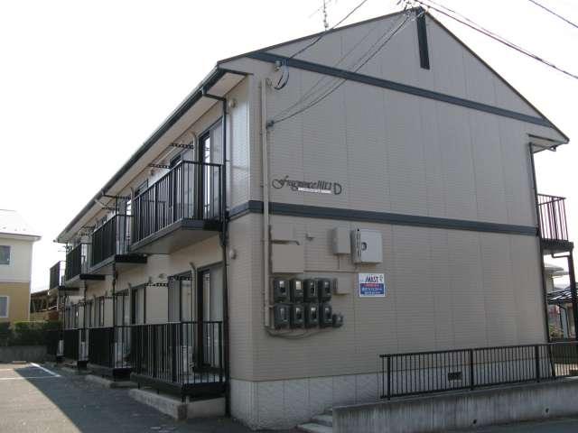 アパート 青森県 八戸市 売市三丁目 フレグランス・かわぐちD 2K