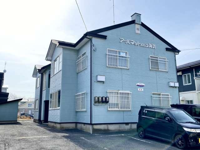 アパート 青森県 八戸市 諏訪二丁目 アーバネットパレス諏訪 3DK