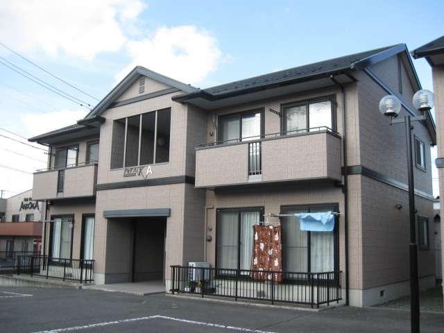 アパート 青森県 八戸市 根城二丁目 ディアス・K-A 2LDK