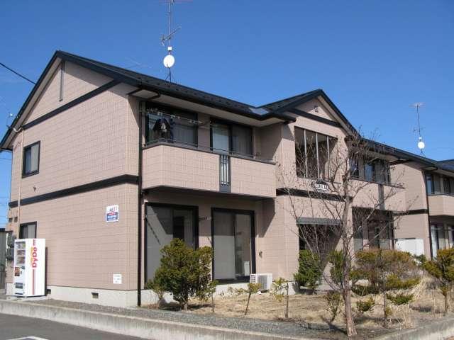 アパート 青森県 八戸市 城下二丁目 グレース城下A 3DK