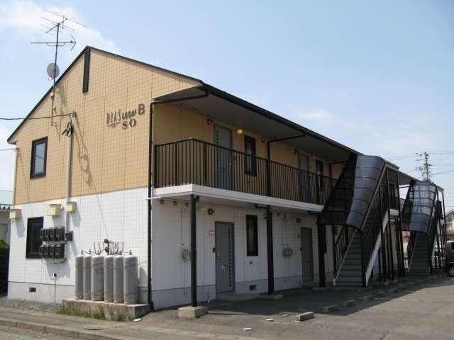 アパート 青森県 八戸市 下長六丁目 ディアスしもながSO B 2K