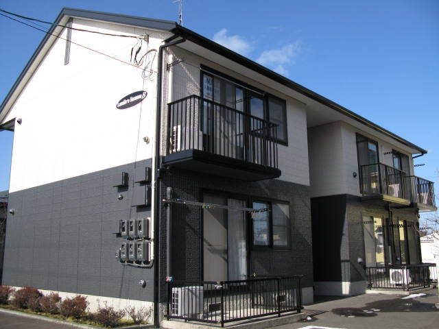 アパート 青森県 八戸市 下長三丁目 リュミエールオムB 1K