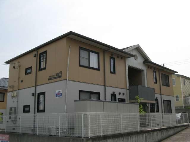 アパート 青森県 八戸市 東白山台二丁目 コモンシティ根城B 2LDK