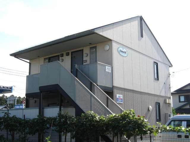 アパート 青森県 八戸市 新井田西二丁目 レゾンM 1K