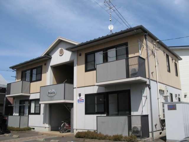 アパート 青森県 八戸市 小中野三丁目 ポラリス 1LDK