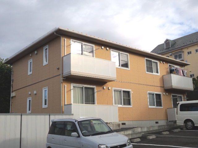 アパート 青森県 八戸市 根城七丁目 ヴィータD 2LDK