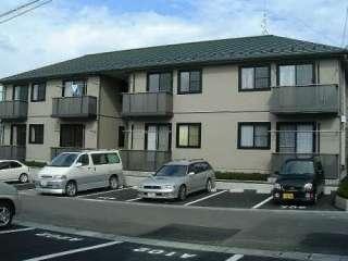 アパート 青森県 八戸市 新井田字古館 シャーメゾンシェル 1K