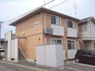 アパート 青森県 八戸市 下長八丁目 オルキデーアA 1K