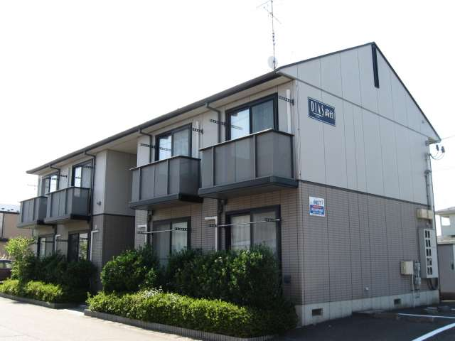 アパート 青森県 八戸市 湊高台四丁目 ディアス高台 1K