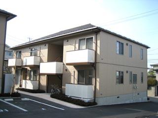 アパート 青森県 八戸市 根城七丁目 シャーメゾンソレイユA 2LDK