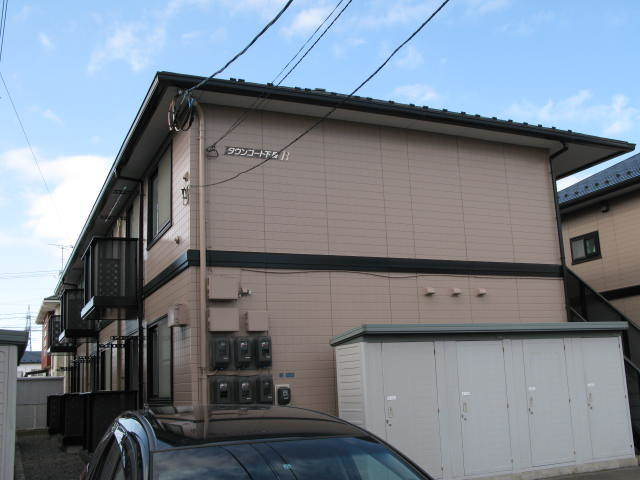 アパート 青森県 八戸市 下長一丁目 タウンコート下長B 2K