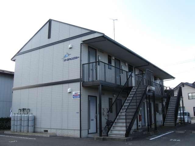アパート 青森県 八戸市 小田一丁目 オーシャンブルー 1K