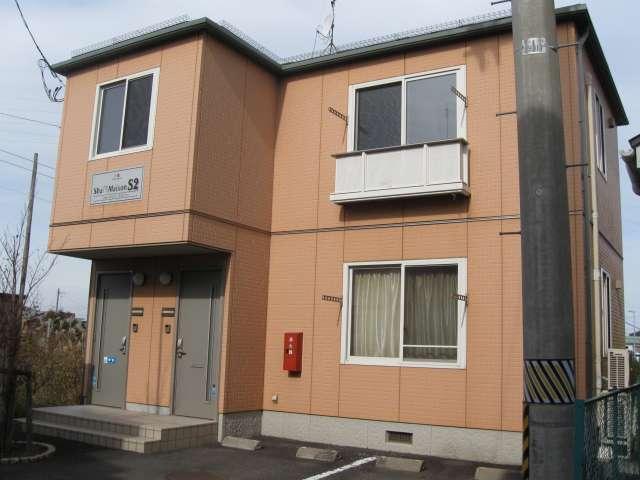 アパート 青森県 八戸市 新井田石動木平 シャーメゾンSII 1K