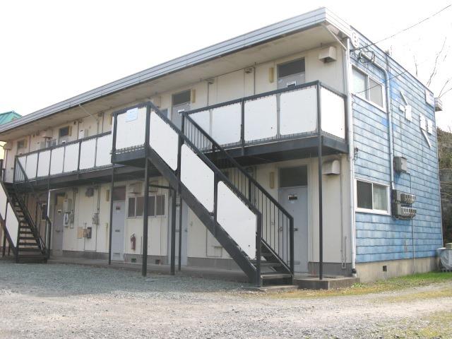 アパート 青森県 八戸市 田面木字神明沢 コーポ流星B 1K