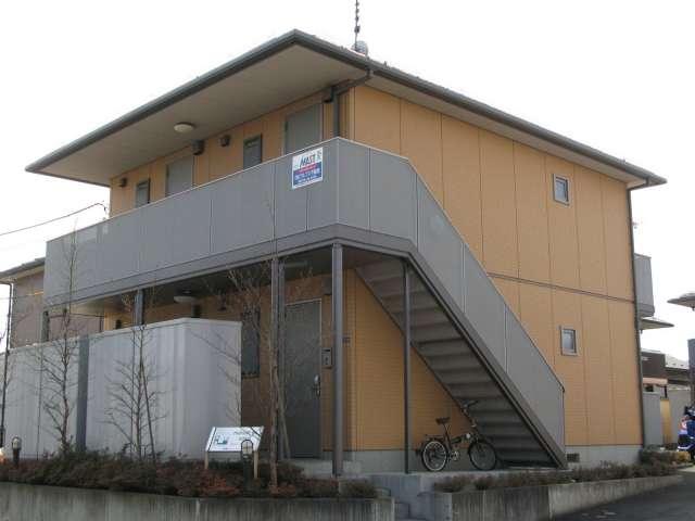 アパート 青森県 八戸市 長苗代一丁目 メゾン・ド・ソレイユA 1K