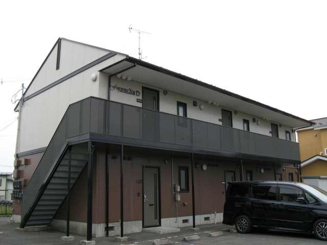 アパート 青森県 八戸市 河原木字小田上 フレグランス・ユー D 2DK