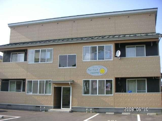 アパート 青森県 八戸市 南白山台二丁目 サニーウェル白山台中央 2LDK