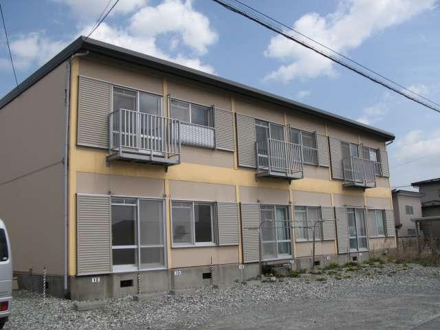 アパート 青森県 八戸市 一番町三丁目 パナハイツ松倉1 2K
