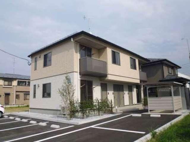 アパート 青森県 八戸市 新井田西2丁目 シャーメゾンリラフォート 1LDK