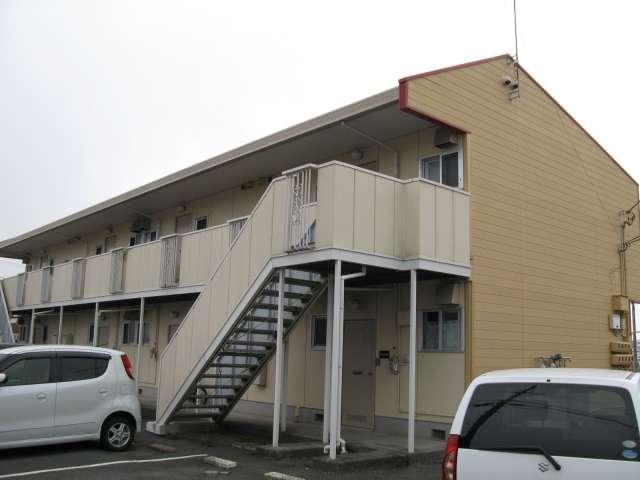 アパート 青森県 八戸市 下長2丁目 エステートフジ 2DK