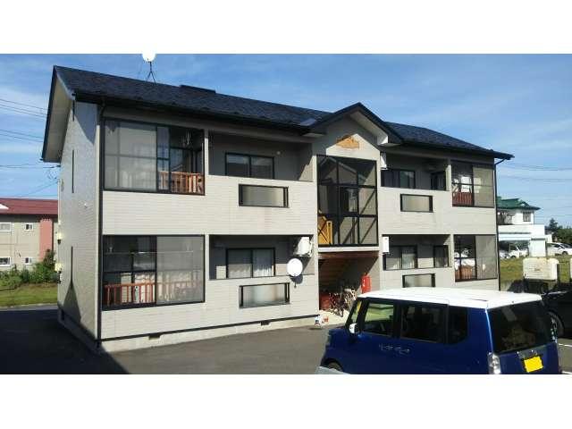 アパート 青森県 八戸市 東白山台三丁目 キャッスルA 2LDK