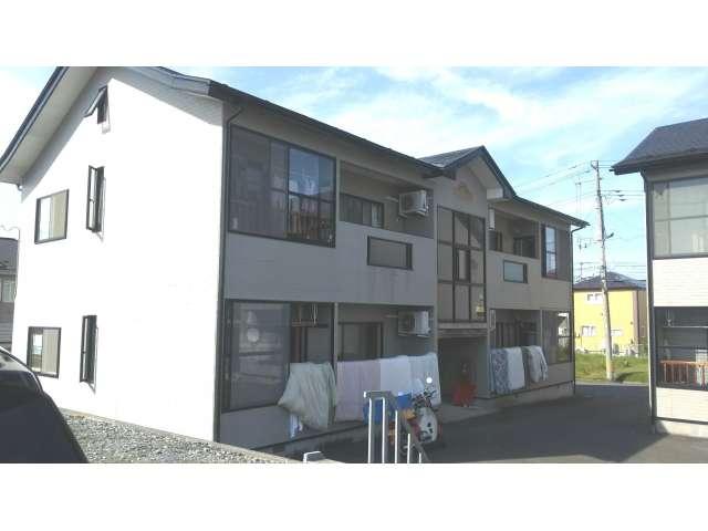 アパート 青森県 八戸市 東白山台三丁目 キャッスルB 2LDK