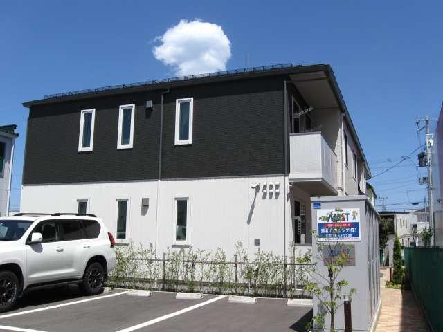 アパート 青森県 八戸市 柏崎3丁目 シャーメゾンゴット 2LDK