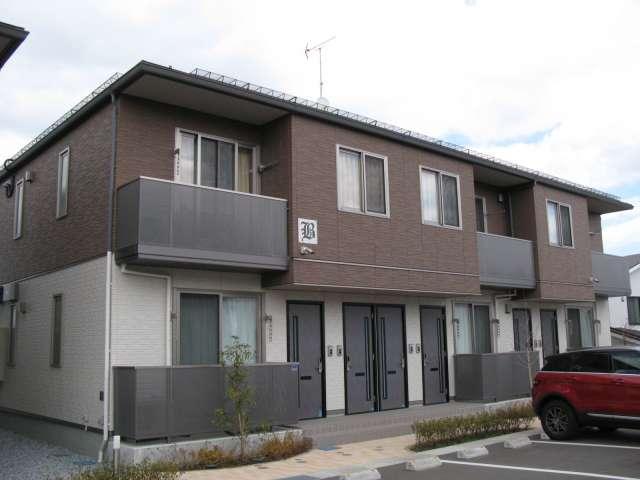 アパート 青森県 八戸市 田向一丁目 シャーメゾングランドガーデンB 1LDK