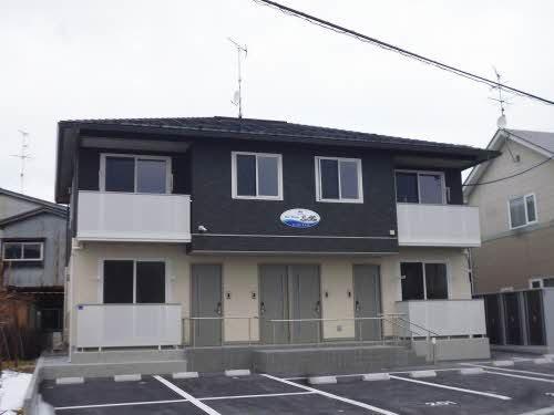 アパート 青森県 八戸市 長苗代字元木 シャーメゾンラメール 1LDK