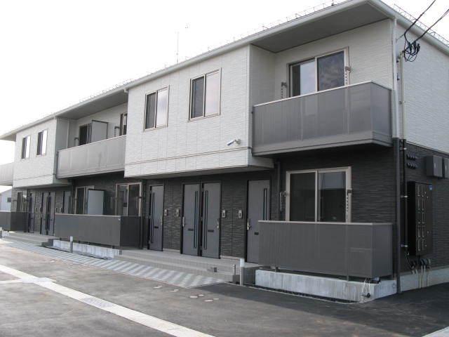 アパート 青森県 八戸市 新井田字古舘 シャーメゾントミー C 2LDK