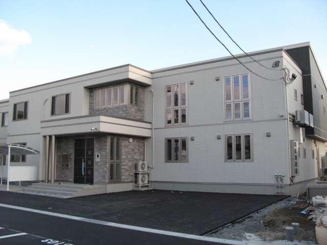 アパート 青森県 八戸市 江陽2丁目 ココシャルマンB 1LDK