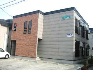 アパート 青森県 青森市 自由ケ丘一丁目 ハイツKM 1K