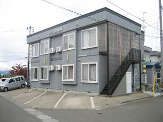 アパート 青森県 青森市 浜館二丁目 メゾン ラフィネ 1LDK