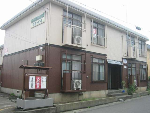 アパート 青森県 青森市 金沢五丁目 シティハイムマミーナII 2DK