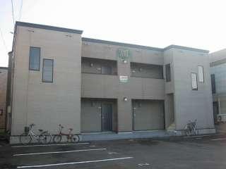 アパート 青森県 青森市 自由ケ丘2丁目 サンライズ 1K