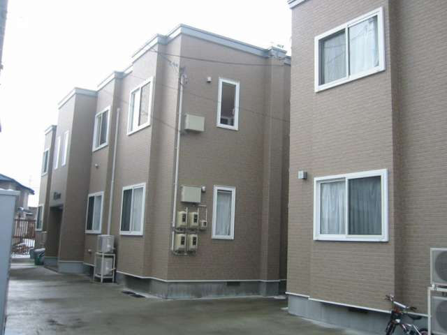 アパート 青森県 青森市 浜田字玉川 ヴァンクル 2LDK