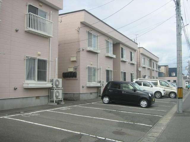 アパート 青森県 青森市 大野字山下  3LDK