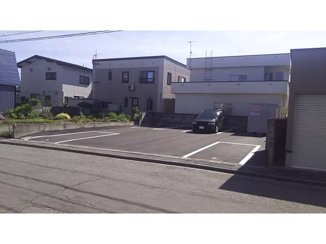 駐車場 青森県 青森市 はまなす2丁目